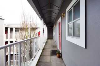 "Photo 23: 407 1333 W 7TH Avenue in Vancouver: Fairview VW Condo for sale in ""WINDGATE ENCORE"" (Vancouver West)  : MLS®# R2540185"