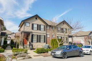 """Main Photo: 4 6893 208A Street in Langley: Willoughby Heights Townhouse for sale in """"MILNER HEIGHTS"""" : MLS®# R2559765"""