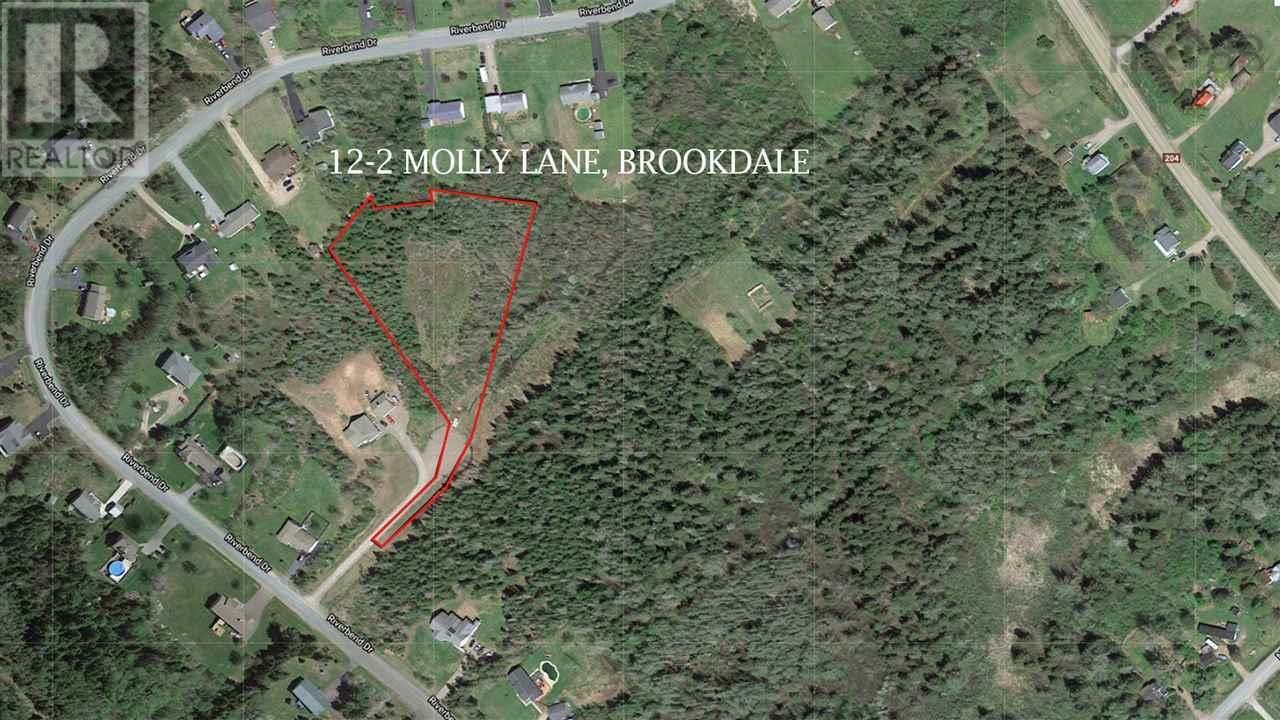 Main Photo: 12-2 Molly Lane in Brookdale: Vacant Land for sale : MLS®# 202123115