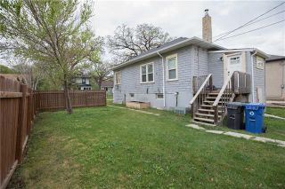Photo 6: 295 Woodlawn in Winnipeg: Residential for sale : MLS®# 	1812333