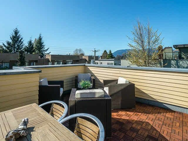 Photo 18: Photos: 1431 MAPLE Street in Vancouver: Kitsilano Townhouse for sale (Vancouver West)  : MLS®# R2085522