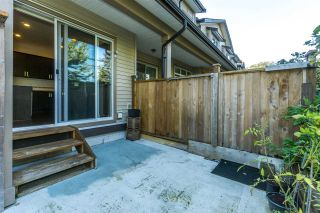 """Photo 20: 44 22865 TELOSKY Avenue in Maple Ridge: East Central Townhouse for sale in """"WINDSONG"""" : MLS®# R2313663"""
