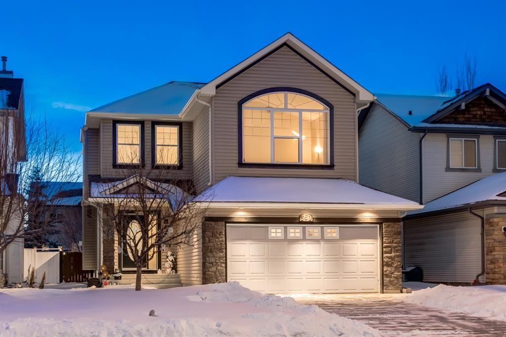 Main Photo: 560 Cougar Ridge Drive SW in Calgary: Cougar Ridge Detached for sale : MLS®# A1072318