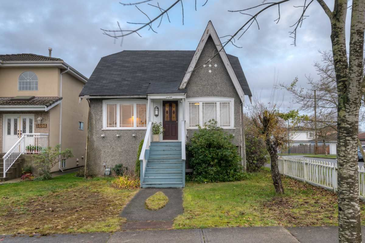 """Main Photo: 5498 BRUCE Street in Vancouver: Victoria VE House for sale in """"KNIGHT"""" (Vancouver East)  : MLS®# R2125424"""
