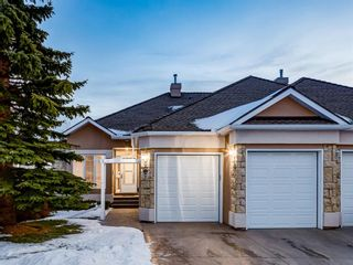 Photo 1: 30 SCIMITAR Court NW in Calgary: Scenic Acres Semi Detached for sale : MLS®# A1027323