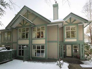 Photo 1: 41 65 FOXWOOD DRIVE in Port Moody: Heritage Mountain Townhouse for sale : MLS®# R2241253