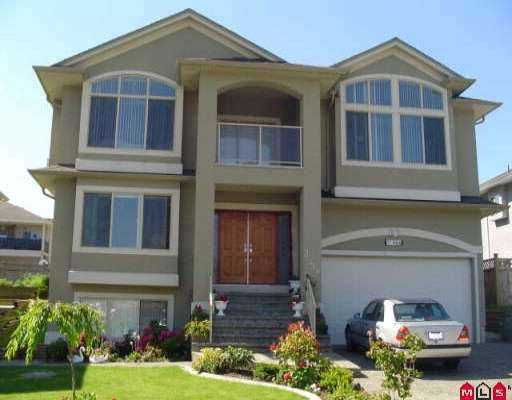 """Main Photo: 31466 LEGACY Court in Abbotsford: Abbotsford West House for sale in """"BLUERIDGE & FIELDGATE"""" : MLS®# F2615228"""