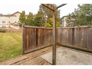 """Photo 19: 102 17718 60 Avenue in Surrey: Cloverdale BC Townhouse for sale in """"CLOVER PARK GARDENS"""" (Cloverdale)  : MLS®# R2498057"""