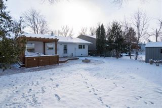 Photo 25: 91 Woodbury Drive in Winnipeg: Pulberry Residential for sale (2C)  : MLS®# 202029433