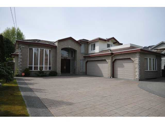 Main Photo: 7571 LEDWAY ROAD in : Granville House for sale (Richmond)  : MLS®# V886837