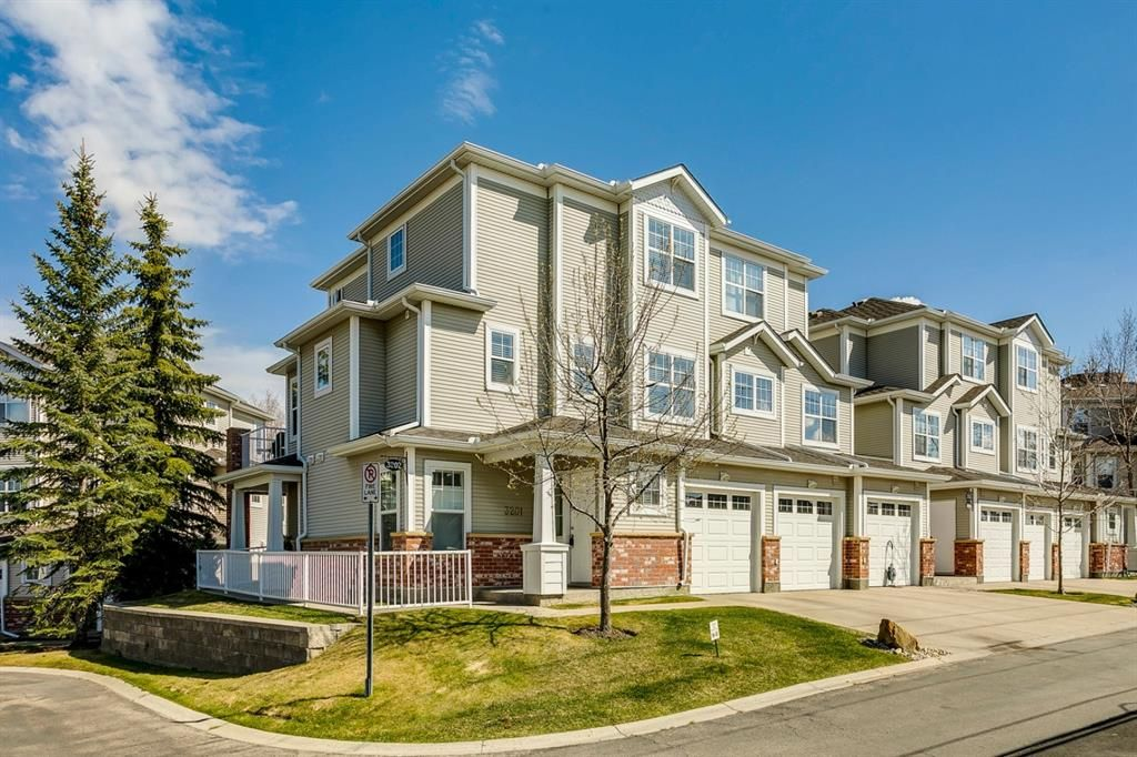 Photo 22: Photos: 3201 7171 Coach Hill Road SW in Calgary: Coach Hill Row/Townhouse for sale : MLS®# A1124017