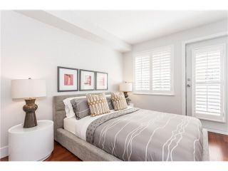 """Photo 7: 910 W 13TH Avenue in Vancouver: Fairview VW Townhouse for sale in """"THE BROWNSTONE"""" (Vancouver West)  : MLS®# V1140268"""