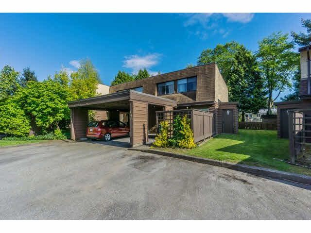 """Main Photo: 145 9455 PRINCE CHARLES Boulevard in Surrey: Queen Mary Park Surrey Townhouse for sale in """"Queen Mary Park"""" : MLS®# F1440683"""