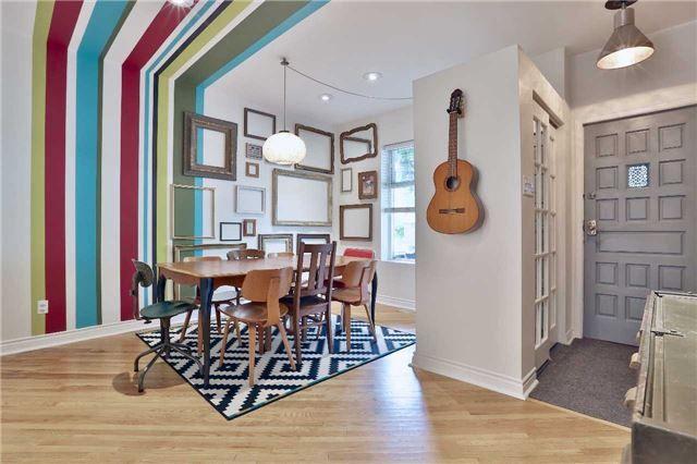 Photo 2: Photos: 135 Hastings Avenue in Toronto: South Riverdale House (2-Storey) for sale (Toronto E01)  : MLS®# E3924527