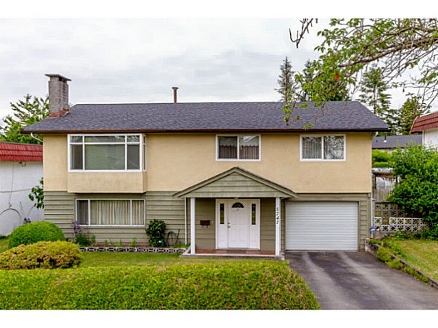 Main Photo: 5747 SPRUCE ST in Burnaby: Deer Lake Place House for sale (Burnaby South)  : MLS®# V1071455