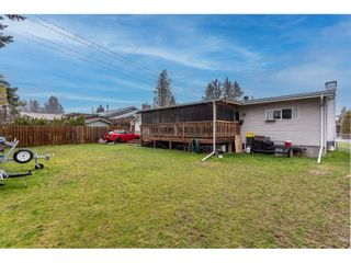 Photo 38: 33266 CHELSEA Avenue in Abbotsford: Central Abbotsford House for sale : MLS®# R2554974