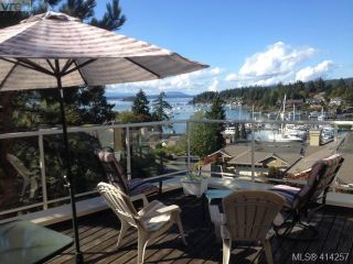 Photo 4: 702 6880 Wallace Dr in VICTORIA: CS Brentwood Bay Row/Townhouse for sale (Central Saanich)  : MLS®# 821617