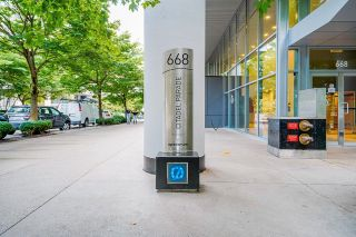 """Photo 1: 602 668 CITADEL Parade in Vancouver: Downtown VW Condo for sale in """"SPECTRUM 2"""" (Vancouver West)  : MLS®# R2619945"""
