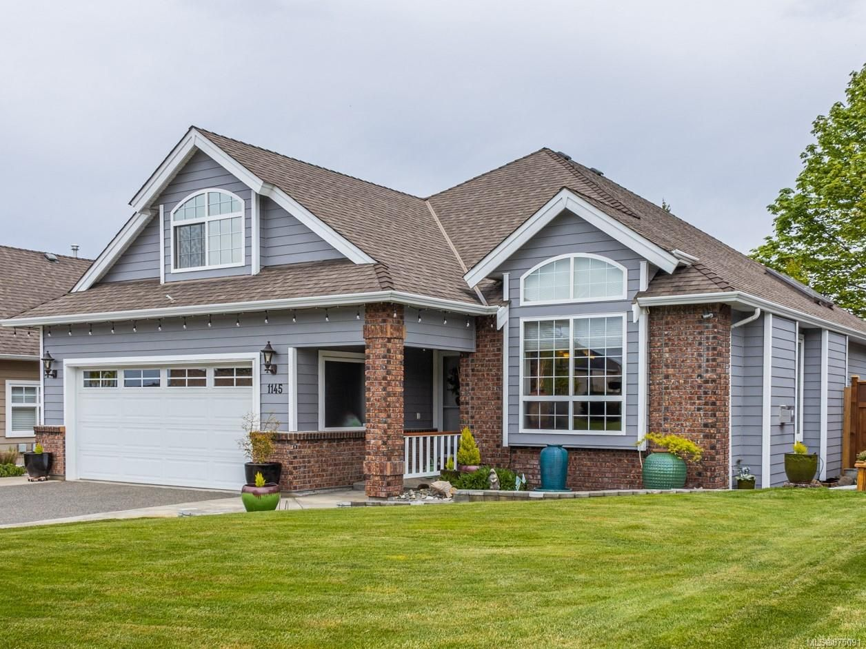 Main Photo: 1145 Roberton Blvd in : PQ French Creek House for sale (Parksville/Qualicum)  : MLS®# 875091