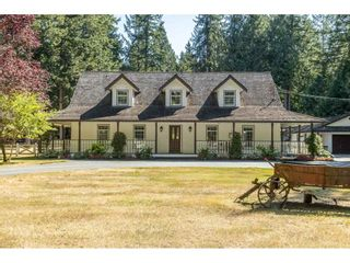 Photo 2: 2186 198 Street in Langley: Brookswood Langley House for sale : MLS®# R2489409