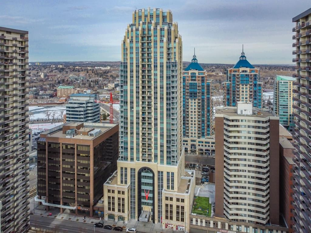 Main Photo: 3504 930 6 Avenue SW in Calgary: Downtown Commercial Core Apartment for sale : MLS®# A1119131