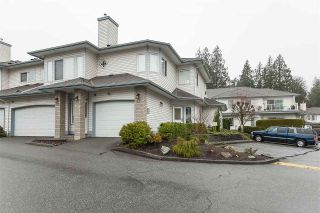"""Photo 1: 12 21579 88B Avenue in Langley: Walnut Grove Townhouse for sale in """"Carriage Park"""" : MLS®# R2439015"""