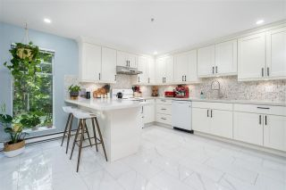 """Main Photo: 1 7345 SANDBORNE Avenue in Burnaby: South Slope Townhouse for sale in """"SANDBORNE WOODS"""" (Burnaby South)  : MLS®# R2592226"""