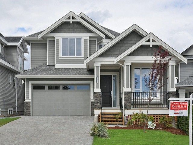 """Main Photo: 16951 79TH Avenue in Surrey: Fleetwood Tynehead House for sale in """"THE LINKS"""" : MLS®# F1412362"""