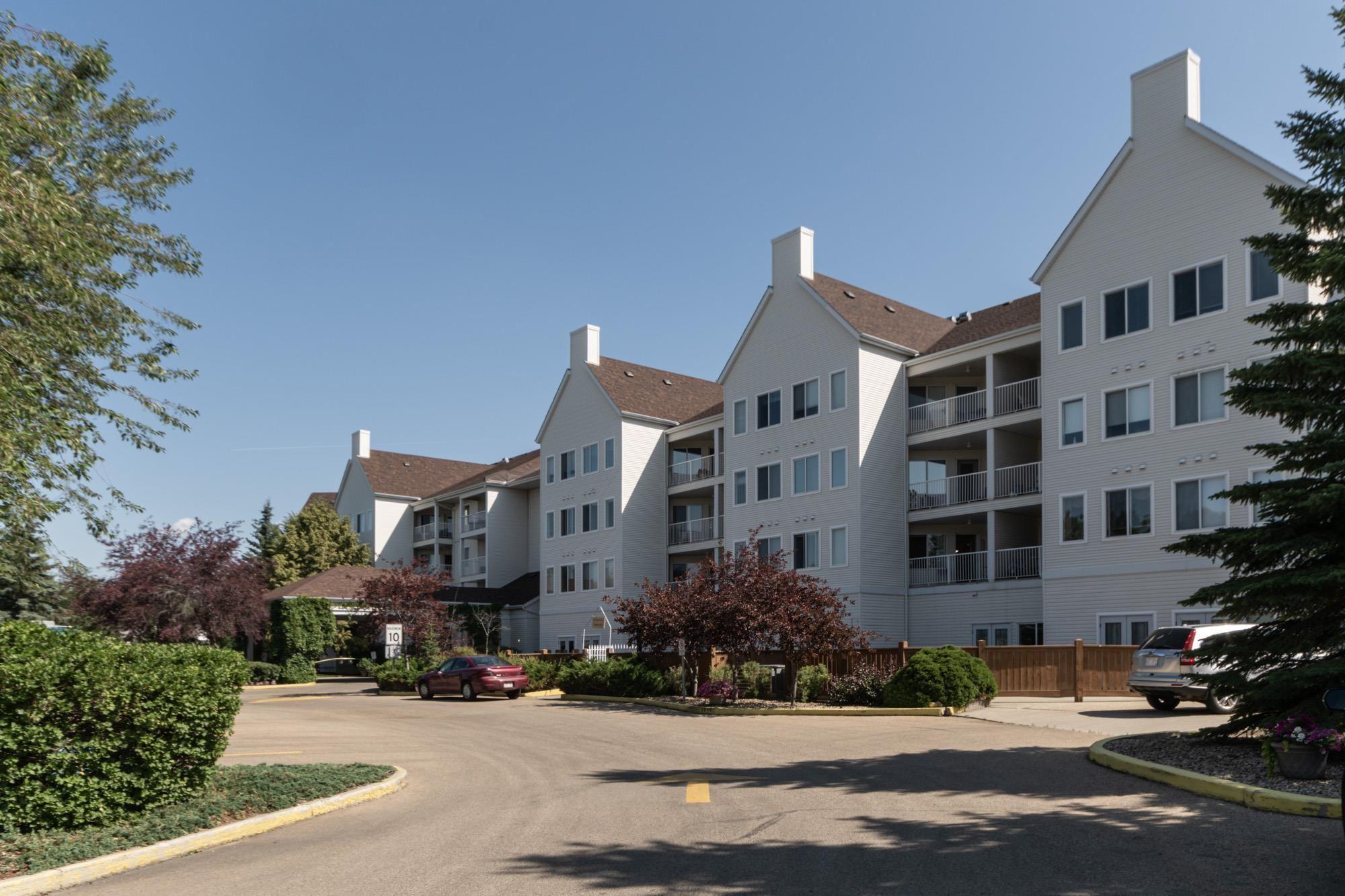 Main Photo: 311 78 MCKENNEY Avenue: St. Albert Condo for sale : MLS®# E4254133