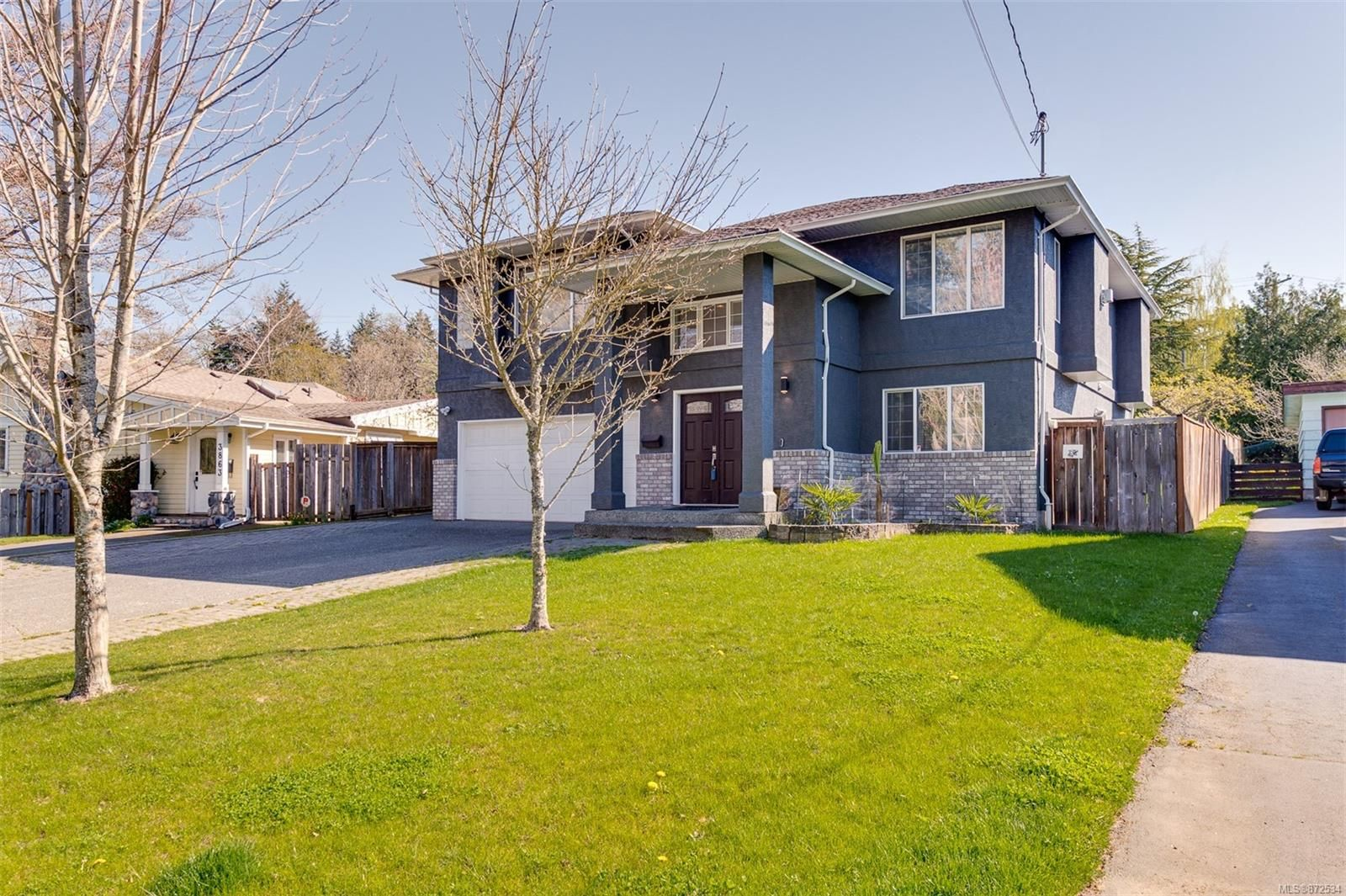 Main Photo: 3859 Epsom Dr in : SE Cedar Hill House for sale (Saanich East)  : MLS®# 872534