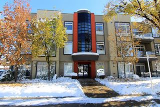 Photo 1: 105 540 34 Street NW in Calgary: Parkdale Apartment for sale : MLS®# A1067212
