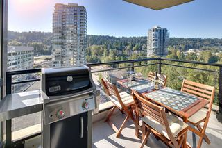 """Photo 8: 1604 110 BREW Street in Port Moody: Port Moody Centre Condo for sale in """"ARIA 1 at SUTER BROOK"""" : MLS®# R2414522"""