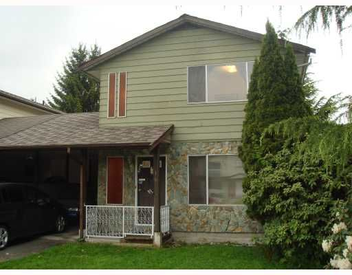 Main Photo: 1925 TAYLOR Street in Port_Coquitlam: VPQLM House for sale (Port Coquitlam)  : MLS®# V709681