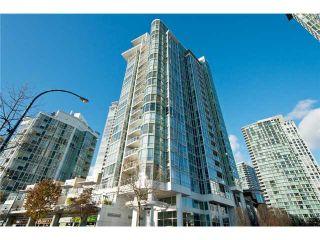 Photo 1: # 1607 1077 MARINASIDE CR in Vancouver: Yaletown Condo for sale ()  : MLS®# V987427