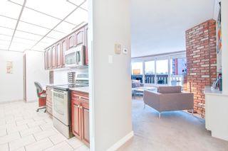 Photo 5: 604 9809 110 Street in Edmonton: Zone 12 Condo for sale : MLS®# E4245442