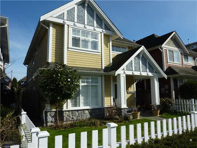 Main Photo: 12286 ENGLISH AVENUE in : Steveston South House for sale : MLS®# V1108691