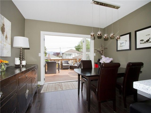 Photo 5: Photos: 1249 E 29TH AV in Vancouver: Knight House for sale (Vancouver East)  : MLS®# V1066592