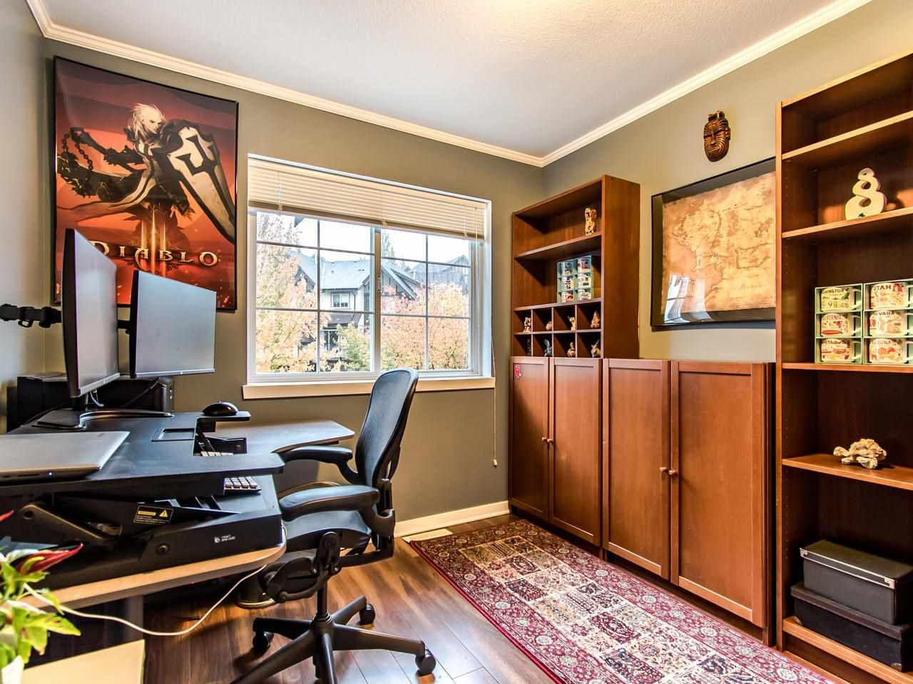 """Photo 12: Photos: 7 2200 PANORAMA Drive in Port Moody: Heritage Woods PM Townhouse for sale in """"THE QUEST"""" : MLS®# R2414883"""