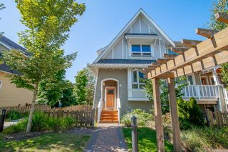 """Photo 16: 1 278 CAMATA Street in New Westminster: Queensborough Townhouse for sale in """"Canoe"""" : MLS®# R2403049"""