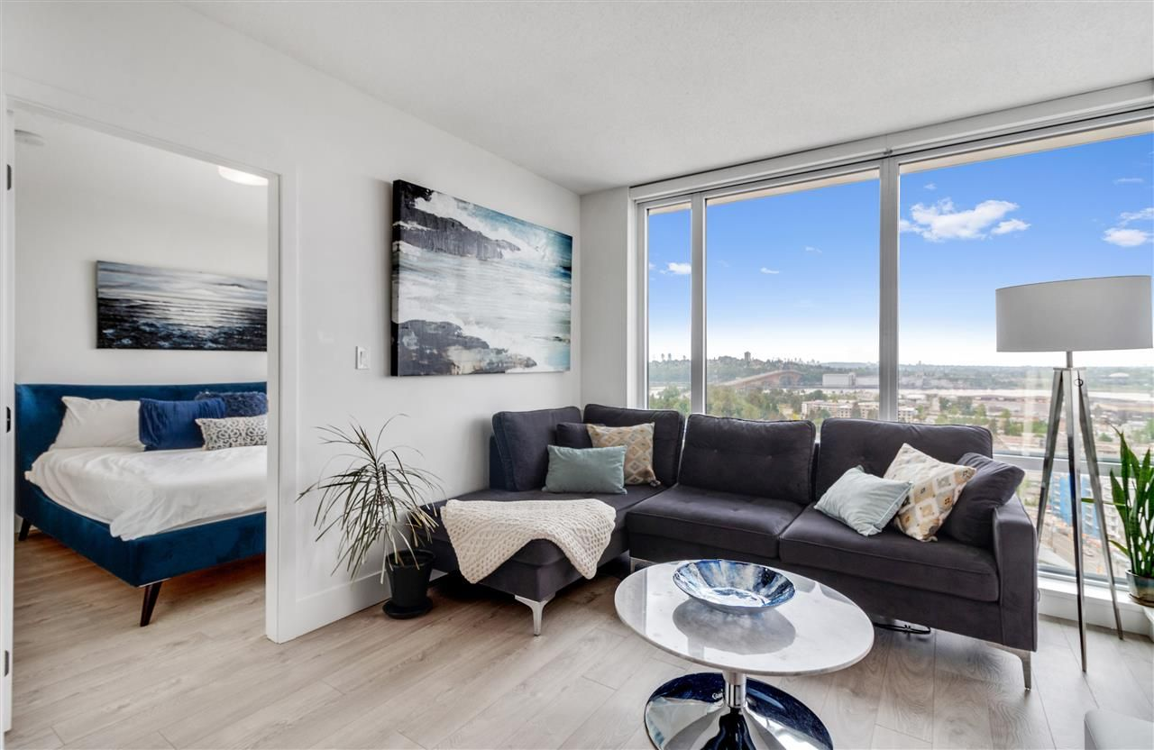 """Main Photo: 2104 680 SEYLYNN Crescent in North Vancouver: Lynnmour Condo for sale in """"Compass"""" : MLS®# R2564502"""