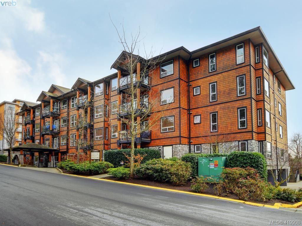 Main Photo: 403 201 Nursery Hill Dr in VICTORIA: VR View Royal Condo for sale (View Royal)  : MLS®# 831062