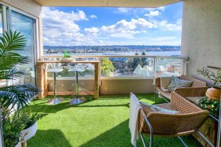 """Photo 12: 802 1045 QUAYSIDE Drive in New Westminster: Quay Condo for sale in """"Quayside Tower"""" : MLS®# R2617819"""