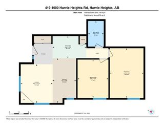 Photo 16: 419 1000 Harvie Heights Road: Harvie Heights Row/Townhouse for sale : MLS®# A1042779