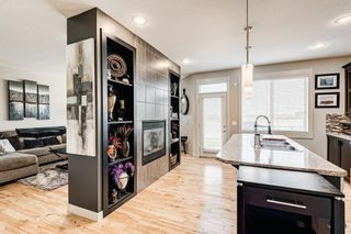 Photo 5: 105 Rainbow Falls Boulevard: Chestermere Semi Detached for sale : MLS®# A1144465