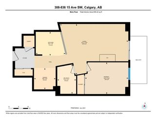 Photo 27: 308 836 15 Avenue SW in Calgary: Beltline Apartment for sale : MLS®# A1063576