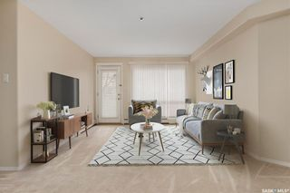 Photo 4: 116 1850 Main Street in Saskatoon: Grosvenor Park Residential for sale : MLS®# SK834861