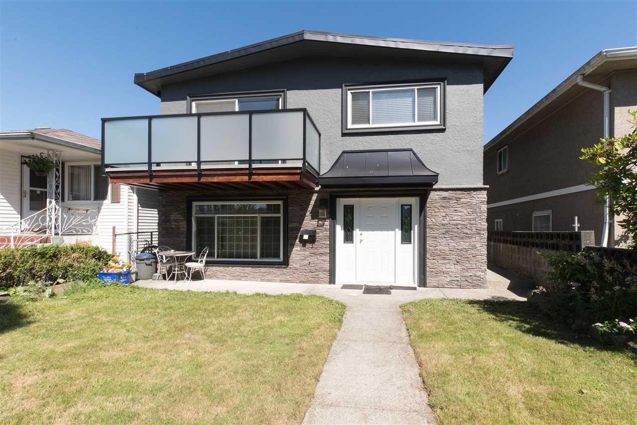 Main Photo: 1172 RENFREW STREET in Vancouver: Renfrew VE House for sale (Vancouver East)  : MLS®# R2226334