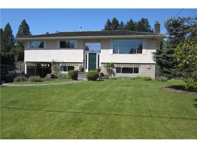 Main Photo: 3029 DRYDEN Way in North Vancouver: Lynn Valley House for sale : MLS®# V1001769