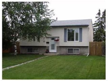 Main Photo: 47 BALABAN Place in Winnipeg: Residential for sale (Canada)  : MLS®# 1122198