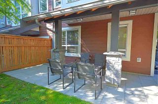 Photo 18: 23 3431 GALLOWAY Avenue in Coquitlam: Burke Mountain Townhouse for sale : MLS®# R2206605